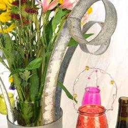 Flower Holder Centerpiece -