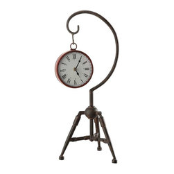 Hanging Table Clock - Hanging Table Clock