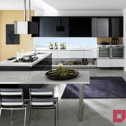 Contemporary Kitchen and Bath designs -