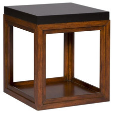 Transitional Side Tables And End Tables by Benjamin Rugs and Furniture