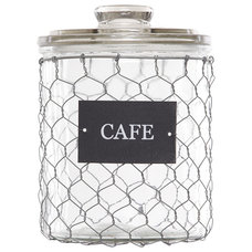 Traditional Food Containers And Storage by Boutique Provencale