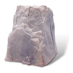 "Dekorra - Fake Rock Well Cover-Model 114, Riverbed - 63""L x 48""W x 61""H; 70 lbs"