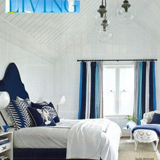 Traditional Bedroom by SUITE New York
