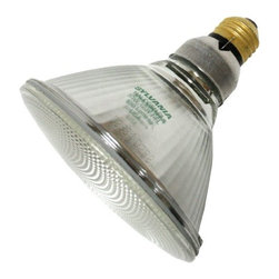 OSRAM SYLVANIA - 50PAR38 Halogen Lamp IR Narrow Flood Lamp 120V - Tungsten Halogen PAR38 IR Reflector Lamp