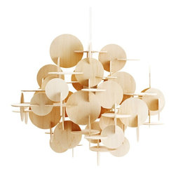 Bau Nature Pendant Large - Normann Copenhagen Bau Pendant Large Multi