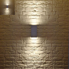 Modern Outdoor Wall Lights And Sconces by slvlightingdirect.com