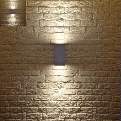 Modern Outdoor Lighting by slvlightingdirect.com