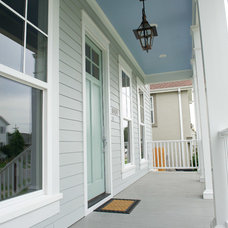 Traditional Porch by Tyson Construction