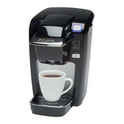 Keurig - Keurig K10 Mini Plus Personal Single Serve Coffee Maker, Black - Features: