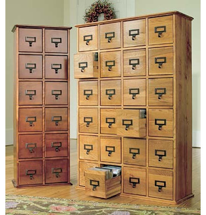Traditional Filing Cabinets And Carts by Plow & Hearth