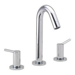 Hansgrohe Bathroom Faucets by Ibathtile - Sleek finish for easy cleaning and lasting use.