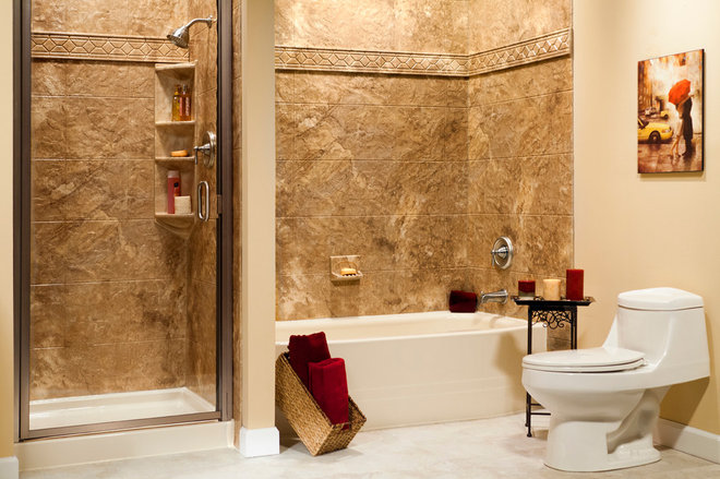 Contemporary Bathtubs by Improveit! Home Remodeling