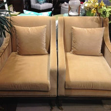 Modern Armchairs And Accent Chairs by Red Chair Market - Austin