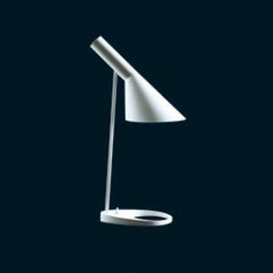 Louis Poulsen - AJ Table Lamp | Louis Poulsen - Design by Arne Jacobsen, 1960.