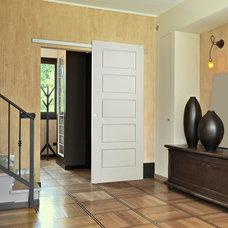 Contemporary Entry by Masonite Doors