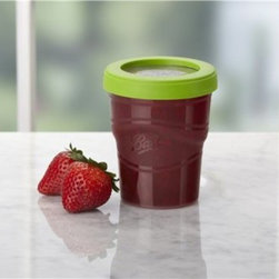 Ball 8-ounce Freezer Jars - These jars are specifically made for freezing your preserves.