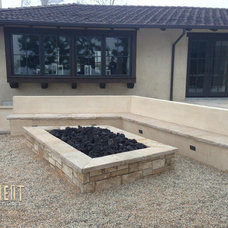 Fire Pits by Element Construction Masonry & Paving