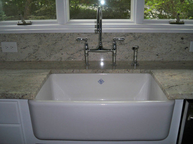 Traditional Kitchen Sinks by Hubbard Kitchen and Bath Showroom