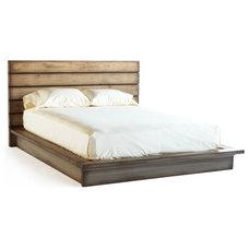 Contemporary Beds by Sundance Catalog