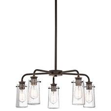 Industrial Chandeliers by Littman Bros Lighting