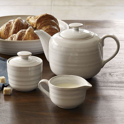 Contemporary Serveware by West Elm