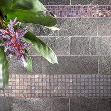Eclectic Bathroom by Studio D - Danielle Wallinger