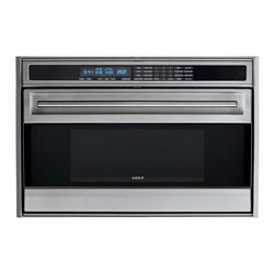 "Wolf 36"" L Series Built-In Oven  Stainless Steel 