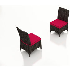Modern Outdoor Lounge Chairs by PatioProductions