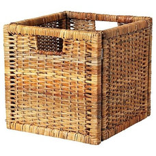 modern baskets by IKEA