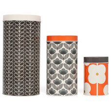 Contemporary Kitchen Canisters And Jars by Honfleur Home, LLC