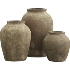 Traditional Outdoor Pots And Planters by Crate&Barrel