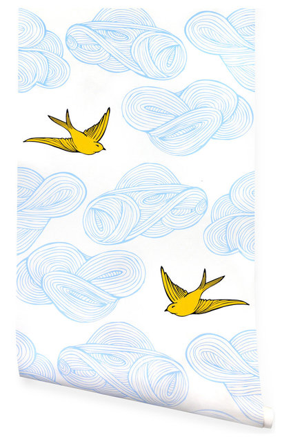 Modern Wallpaper by Hygge & West
