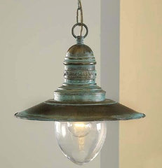 mediterranean pendant lighting by Fredeco Lighting
