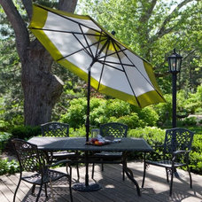 contemporary outdoor umbrellas by Hayneedle