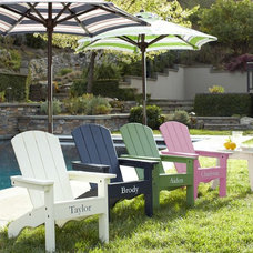 Traditional Adirondack Chairs by Pottery Barn Kids