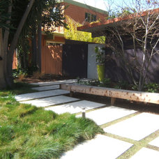 Modern Landscape by Outer space Landscape Architecture