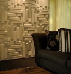 modern wallpaper by Luo Zongze