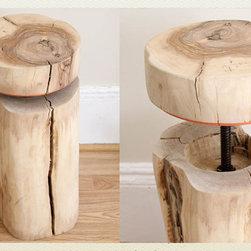 Stump Stools - Stump Stool $375