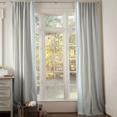 Traditional Curtains by Carousel Designs