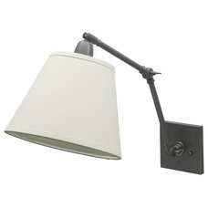Contemporary Swing Arm Wall Lamps by Littman Bros Lighting