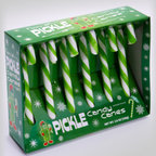 Pickle Candy Canes -