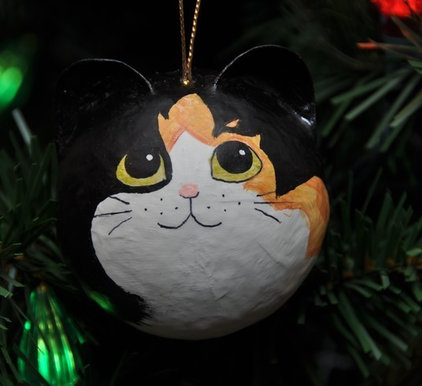 Christmas Ornaments by catsofchristmas.com