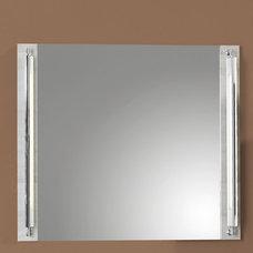 Contemporary Bathroom Mirrors by BAUFORMAT