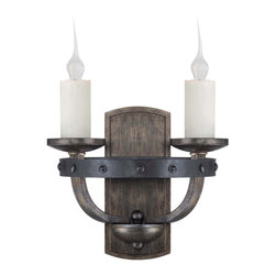 Savoy House - Savoy House 9-9535-2-196 Alsace Reclaimed Wood Wall Sconce - Savoy House 9-9535-2-196 Alsace Reclaimed Wood Wall Sconce