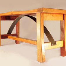 Contemporary Benches by Etsy