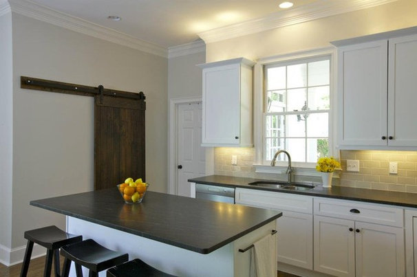 Traditional Kitchen by Instinctive Design