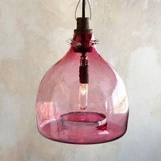 Contemporary Pendant Lighting by Sundance Catalog