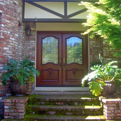 Front doors find entry doors and exterior doors online for Masonite belleville door price