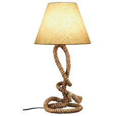 Beach Style Table Lamps by Natural design house