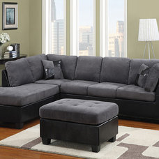 Modern Sectional Sofas by FurnitureNYC